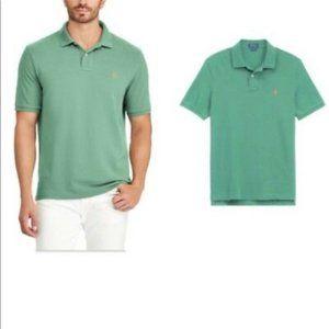 Ralph Lauren Green Polo Sz M